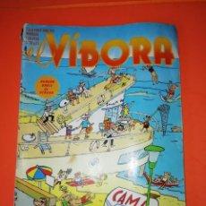 Cómics: EL VIBORA. Nº 20-21. EDICIONES LA CUPULA. ESTADO NORMAL. Lote 264163200