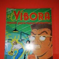 Comics: EL VIBORA. Nº 18. EDICIONES LA CUPULA. ESTADO NORMAL. Lote 264295740