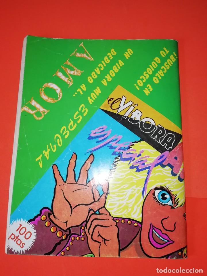 Cómics: EL VIBORA. Nº 16. EDICIONES LA CUPULA. ESTADO NORMAL - Foto 2 - 264296120