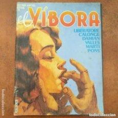 Cómics: EL VIBORA NUM 74. Lote 264747759