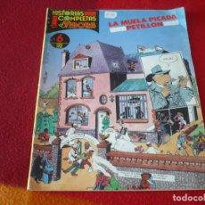Cómics: HISTORIAS COMPLETAS DE EL VIBORA Nº 6 LA MUELA PICADA DE PETILLON. Lote 264751709