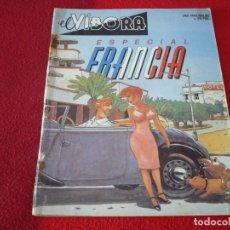 Cómics: EL VIBORA ESPECIAL FRANCIA LA CUPULA. Lote 264752254