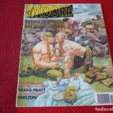 Cómics: EL VIBORA ESPECIAL GUERRA ( HUGO PRATT SHELTON ) LA CUPULA. Lote 264752539