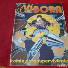 Cómics: EL VIBORA Nº 17 ( NAZARIO SHELTON GALLARDO ) LA CUPULA. Lote 264753209