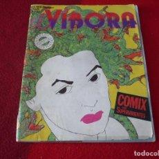 Cómics: EL VIBORA Nº 62 ( LIBERATORE MAX ) LA CUPULA. Lote 265108829