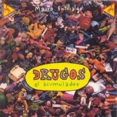 Cómics: ME PARTO, DRUGOS EL ACUMULADOR - LA CUPULA #10/15. Lote 267683904