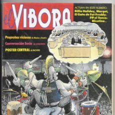 Cómics: VIBORA, EL. Nº 137 COMIX PARA ADULTOS.. Lote 267752679