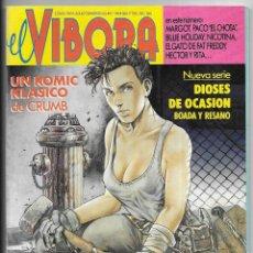 Cómics: VIBORA, EL. Nº 140 COMIX PARA ADULTOS.. Lote 267752974