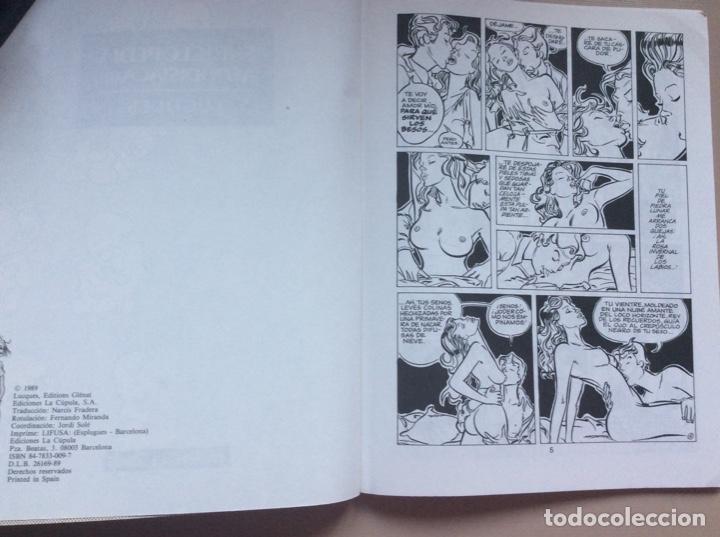 Cómics: ENCICLOPEDIA AFRODISÍACA (III) COLECCIÓN X Número 22 - Foto 2 - 268881349
