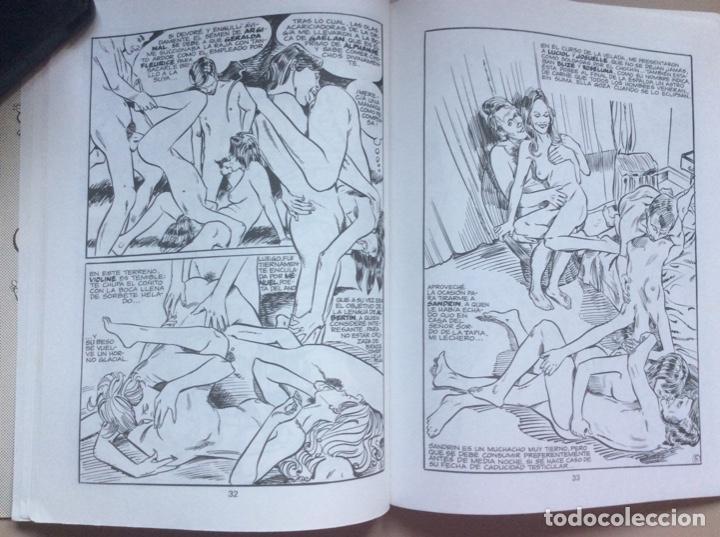 Cómics: ENCICLOPEDIA AFRODISÍACA (III) COLECCIÓN X Número 22 - Foto 5 - 268881349