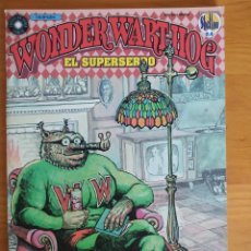 Cómics: WONDER WART-HOG EL SUPERSERDO Nº 5 - LA CUPULA (8Y). Lote 268936259