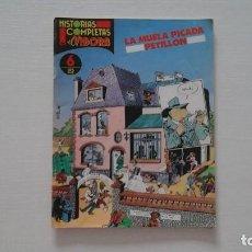 Cómics: EL VÍBORA. HISTORIAS COMPLETAS. N° 6. Lote 270593603