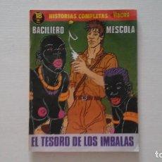 Cómics: EL VÍBORA. HISTORIAS COMPLETAS. N° 18. Lote 270595803