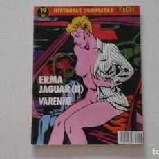 Cómics: EL VÍBORA. HISTORIAS COMPLETAS. N° 19. Lote 270596183