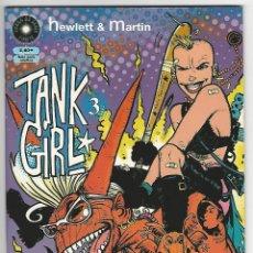 Comics: LA CÚPULA. TANK GIRL. 3. FUERA DE SERIE.. Lote 271307668
