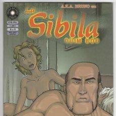 Comics : LA CUPULA. FUERA DE SERIE. LA SIBILA. 2.. Lote 271335398