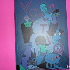 Cómics: VOLTIO, 1, VVAA, ED. LA CÚPULA, TAPA BLANDA. Lote 272074033