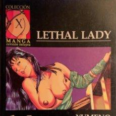 Fumetti: LETHAL LADY. Lote 274907483