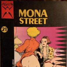 Fumetti: MONA STREET 1. Lote 274908343