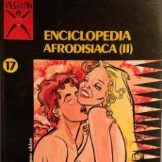 Fumetti: ENCICLOPEDIA AFRODISÍACA 2. Lote 274908488