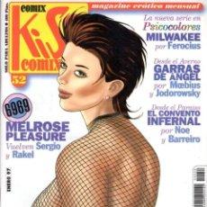 Cómics: KISS COMIX Nº 52 PROCEDE DE RETAPADO - LA CUPULA - ESTADO EXCELENTE - SUB02M. Lote 276192303