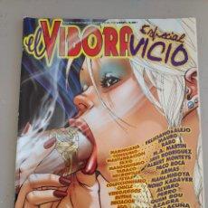 Fumetti: EL VIBORA REVISTA DE COMIC NUMERO ESPECIAL VICIO AÑO 2001. Lote 276262233