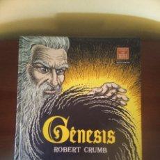 Cómics: GENESIS DE ROBERT CRUMB. Lote 277045833