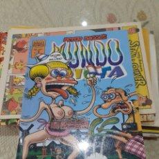 Cómics: MUNDO IDIOTA - Nº 5 - PETER BAGGE - BRUT COMIX - 1999 - LA CUPULA -. Lote 277461953