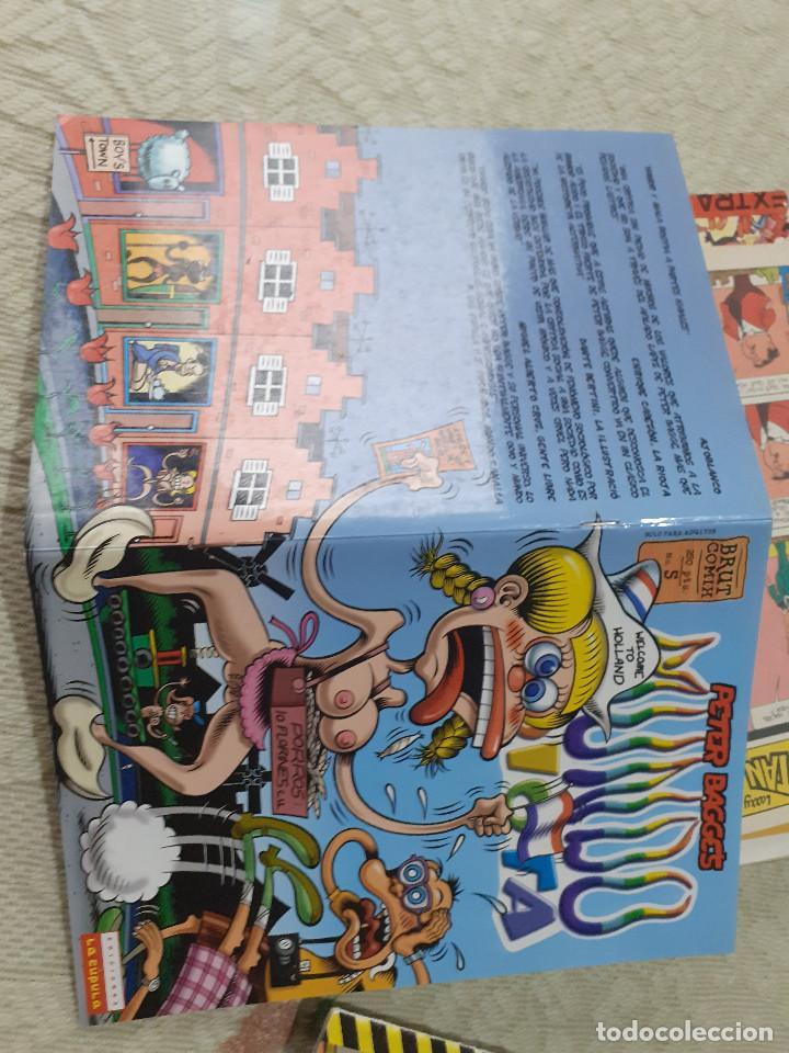Cómics: MUNDO IDIOTA - Nº 5 - PETER BAGGE - BRUT COMIX - 1999 - LA CUPULA - - Foto 4 - 277461953