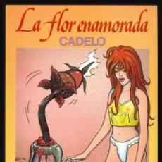 Cómics: LA FLOR ENAMORADA - EDICIONES LA CÚPULA / NÚMERO ÚNICO. Lote 277714383