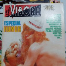 Cómics: EL VÍBORA ESPECIAL HUMOR - EDICIONES LA CÚPULA. Lote 278494528
