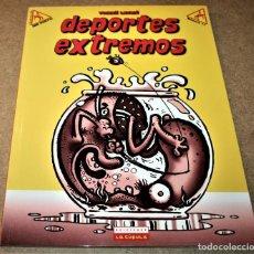 Cómics: DEPORTES EXTREMOS - TOMAZ LAVRIC - COL. ME PARTO Nº11 - ED. LA CÚPULA. Lote 283722063