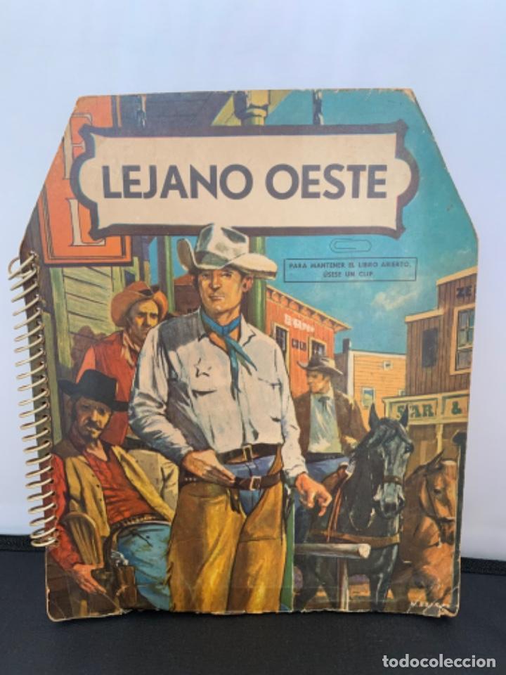 TEBEO LEJANO OESTE BANCROFT & CO LONDON POP-UP (Tebeos y Comics - La Cúpula - Comic Europeo)