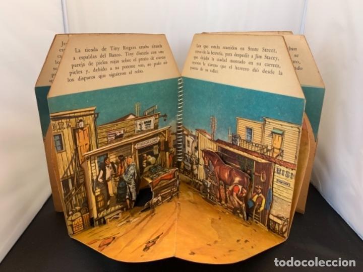 Cómics: TEBEO LEJANO OESTE BANCROFT & CO LONDON POP-UP - Foto 3 - 285588068