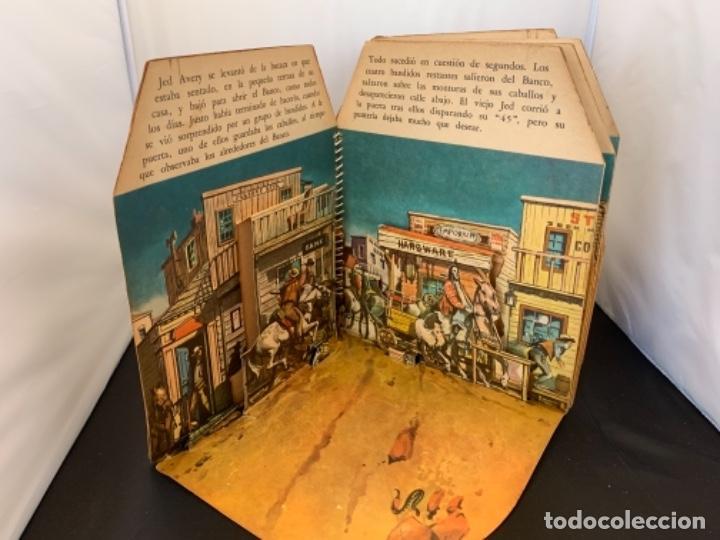 Cómics: TEBEO LEJANO OESTE BANCROFT & CO LONDON POP-UP - Foto 4 - 285588068