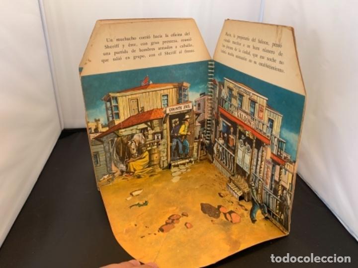 Cómics: TEBEO LEJANO OESTE BANCROFT & CO LONDON POP-UP - Foto 6 - 285588068