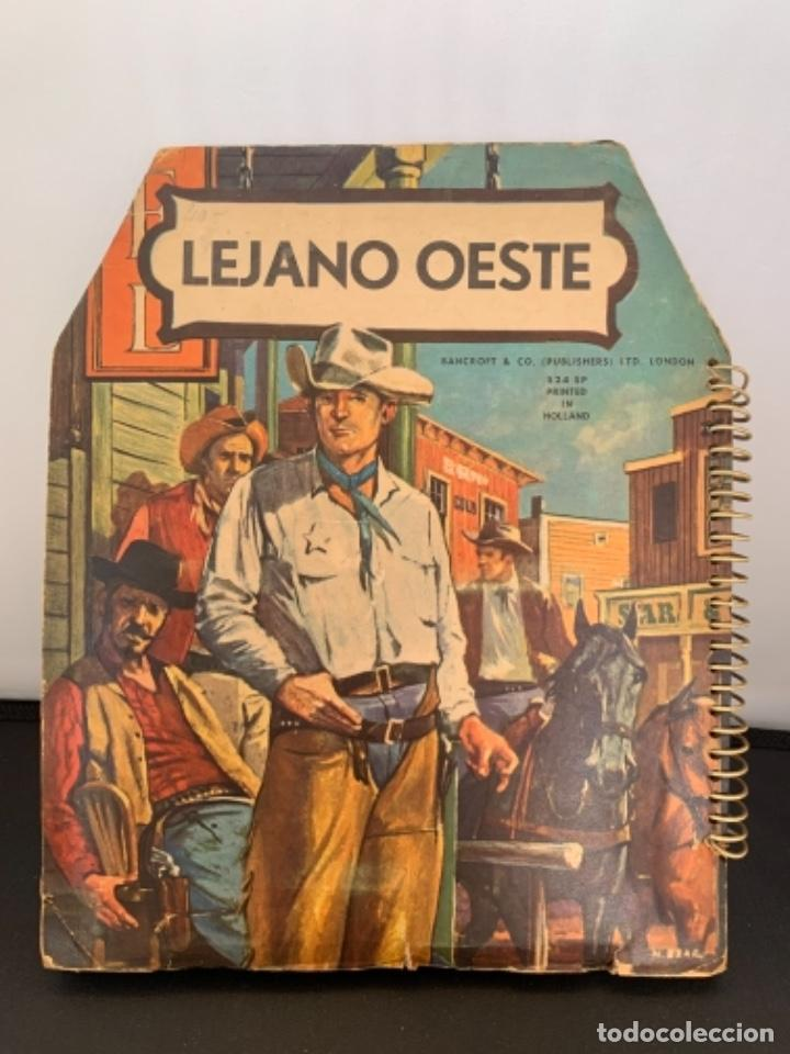 Cómics: TEBEO LEJANO OESTE BANCROFT & CO LONDON POP-UP - Foto 7 - 285588068