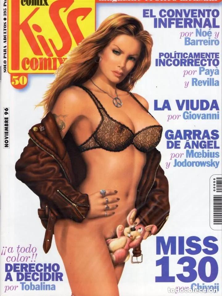 KISS COMIX Nº 50 PROCEDE DE RETAPADO - LA CUPULA - ESTADO EXCELENTE - SUB03M (Tebeos y Comics - La Cúpula - Comic Europeo)
