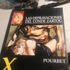 Cómics: EDICIONES LA CÚPULA. CÓMIC ADULTOS Nº74 COLECCION X. Lote 286332043