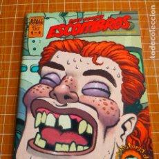 Cómics: ESCOMBROS Nº 4 DE DAVE COOPER BRUT COMIX LA CÚPULA. Lote 286428053