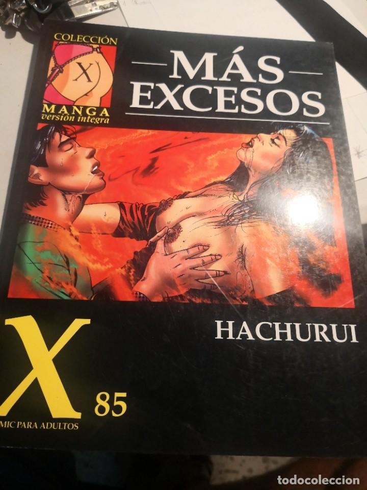 EDICIONES LA CÚPULA. CÓMIC ADULTOS Nº 85 COLECCION X (Tebeos y Comics - La Cúpula - Autores Españoles)