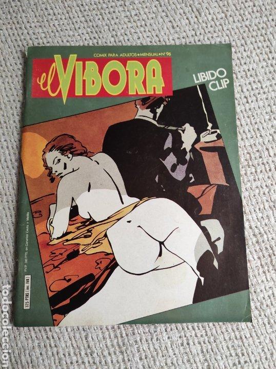EL VIBORA Nº 96- EDITA : LA CUPULA (Tebeos y Comics - La Cúpula - El Víbora)