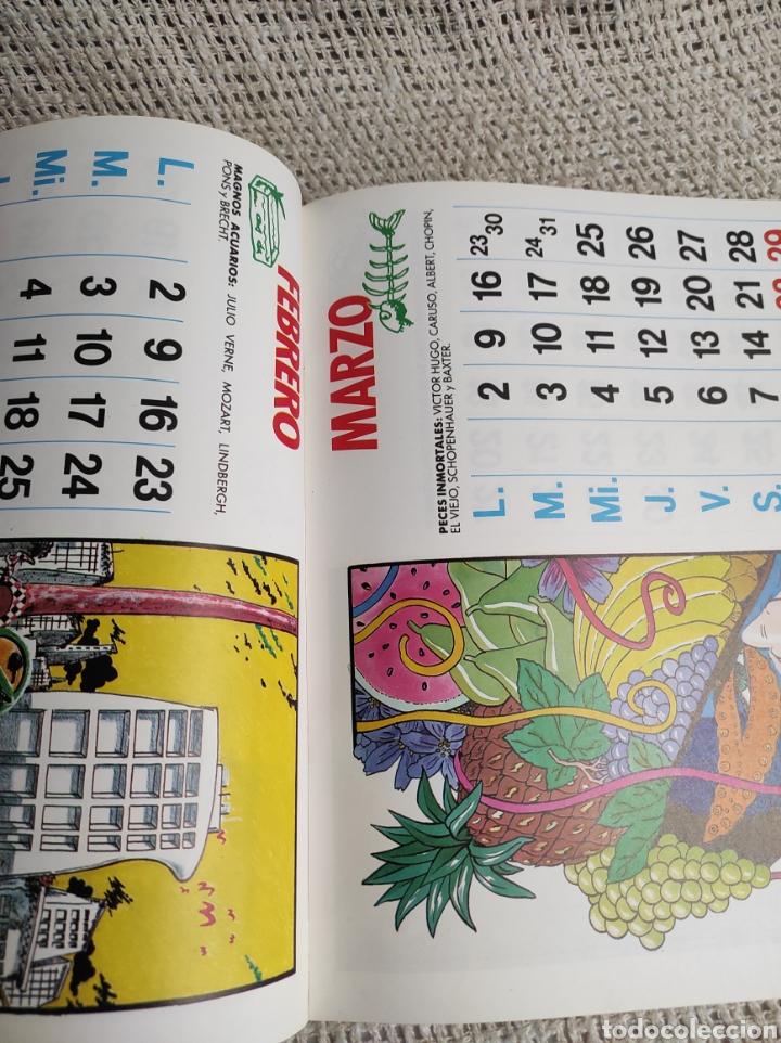 Cómics: EL VIBORA - Nº 83 - EXTRA 7º ANIVERSARIO - edita : LA CUPULA - CONTIENE CALENDARIO - Foto 2 - 288536038