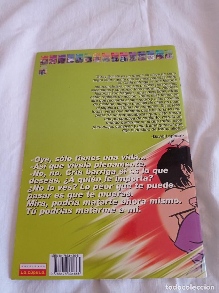 Cómics: Balas perdidas, de David Lapham, 16 vol. - Foto 4 - 288670853