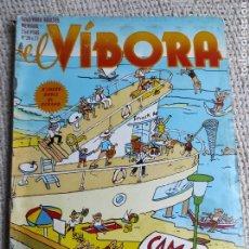 Cómics: EL VÍBORA Nº 20 - 21 ESPECIAL VERANO - EDITA : LA CUPULA. Lote 289327968