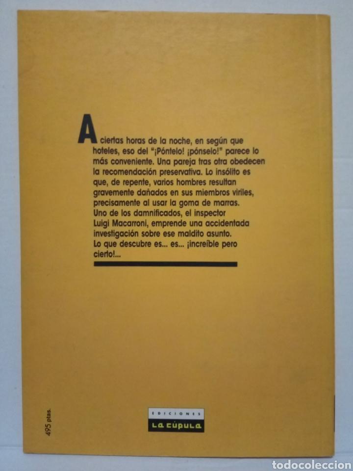 Cómics: RALPH KÖNIG. EL CONDÓN ASESINO I Y II. EL HOMBRE NUEVO. PRETTY BABY. EDICIONES LA CÚPULA. - Foto 3 - 289375808