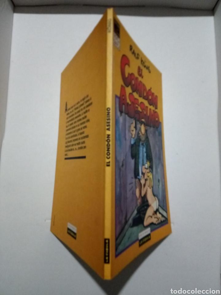 Cómics: RALPH KÖNIG. EL CONDÓN ASESINO I Y II. EL HOMBRE NUEVO. PRETTY BABY. EDICIONES LA CÚPULA. - Foto 4 - 289375808