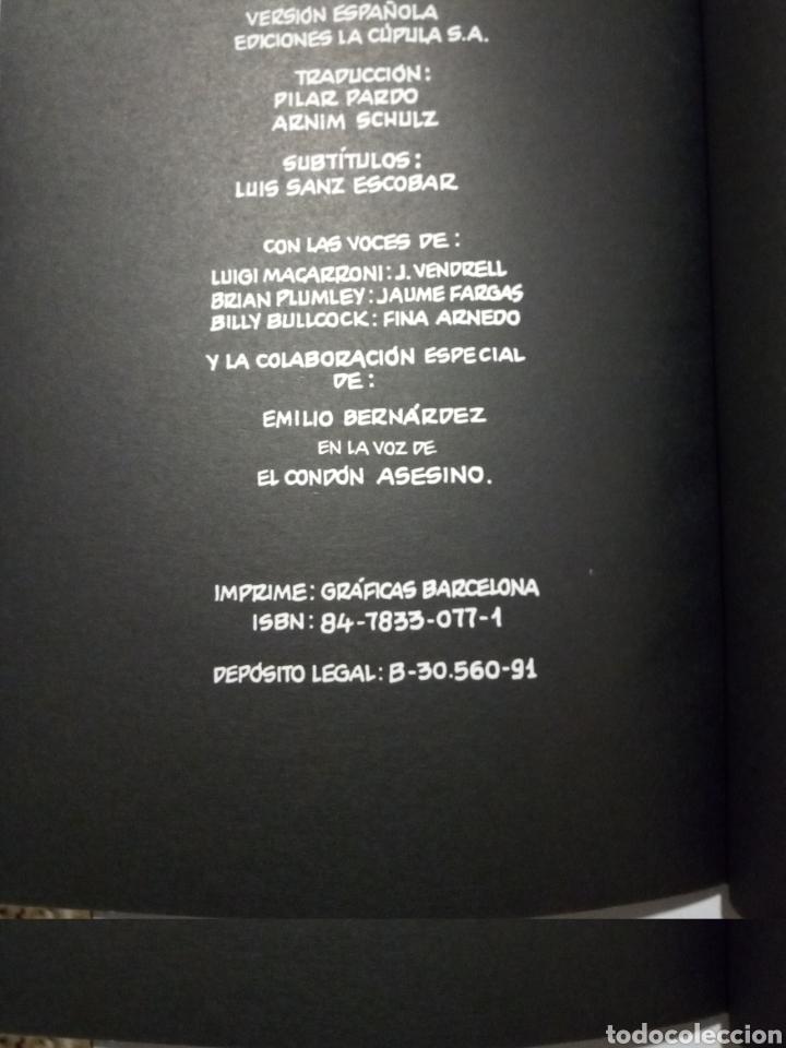 Cómics: RALPH KÖNIG. EL CONDÓN ASESINO I Y II. EL HOMBRE NUEVO. PRETTY BABY. EDICIONES LA CÚPULA. - Foto 11 - 289375808