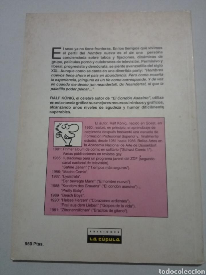 Cómics: RALPH KÖNIG. EL CONDÓN ASESINO I Y II. EL HOMBRE NUEVO. PRETTY BABY. EDICIONES LA CÚPULA. - Foto 19 - 289375808