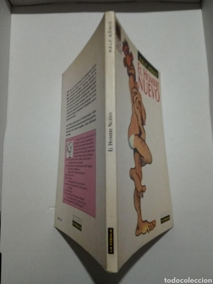 Cómics: RALPH KÖNIG. EL CONDÓN ASESINO I Y II. EL HOMBRE NUEVO. PRETTY BABY. EDICIONES LA CÚPULA. - Foto 20 - 289375808